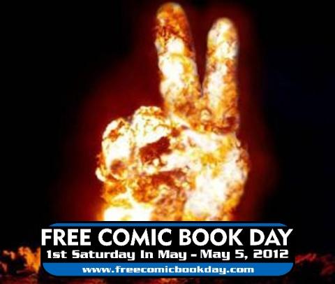 Free Comic Book Day 2012 image