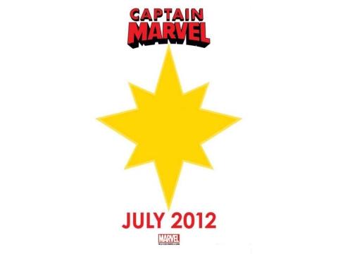 Captain Marvel Carol Danvers Ms Marvel Wondercon July 2012