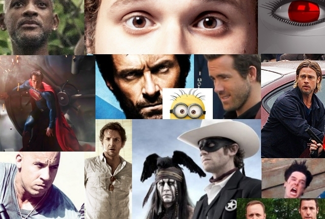 2013 blockbusters