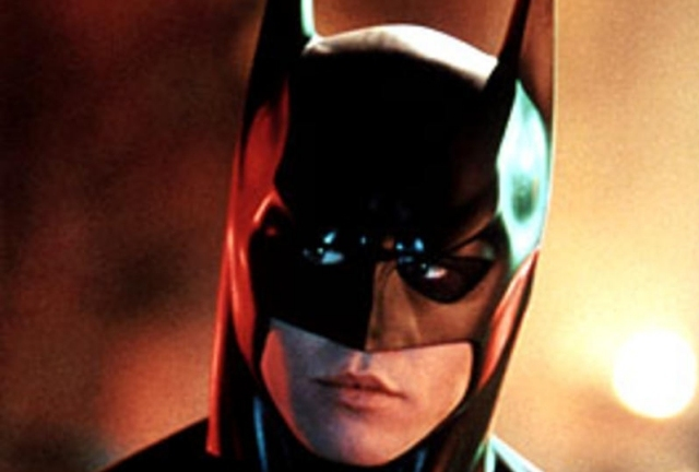 Kilmer was not appreciated as an actor while playing Batman