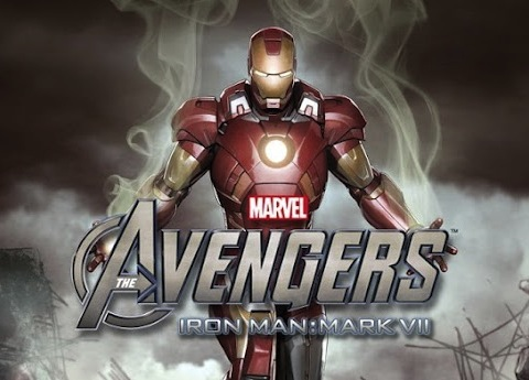 Marvel's The Avengers Iron Man Mark VII app iOS Android App Store Google Play