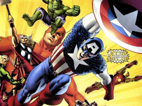 Avengers Assemble ending Thanos Jim Starlin Infinity Gauntlet