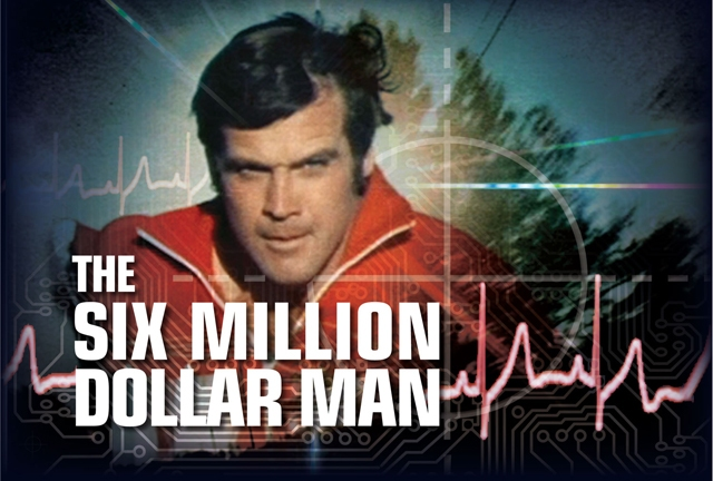Looking back at The Six Million Dollar Man