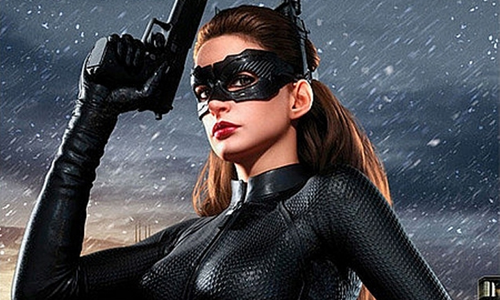 Catwoman And Batman In New The Dark Knight Rises Posters Den Of Geek