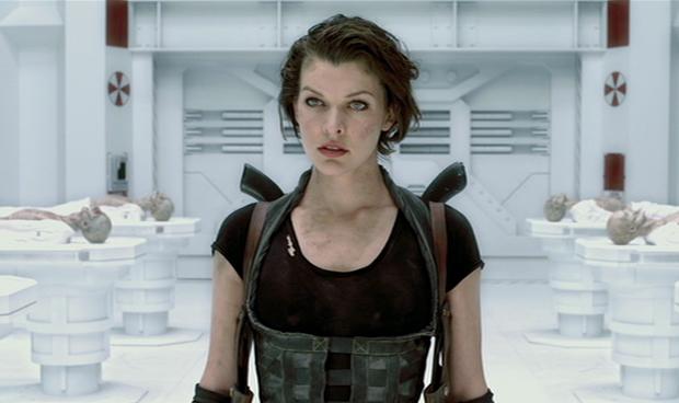 Looking Back At Resident Evil Afterlife Den Of Geek