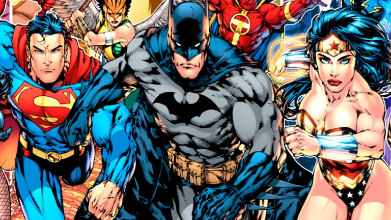 A Brief History of the Justice Society, 1940-1986