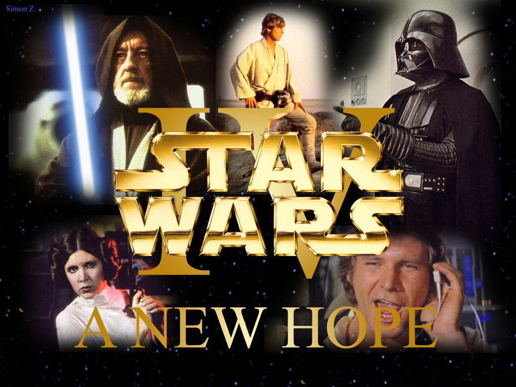 Looking Back At Star Wars Episode Iv A New Hope Den Of Geek