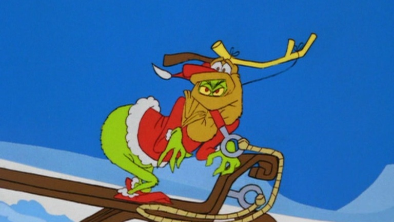 How the Grinch Stole Christmas! (1966