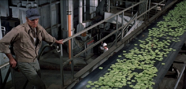 Why Soylent Green is More Relevant Now Than Ever  Den of Geek