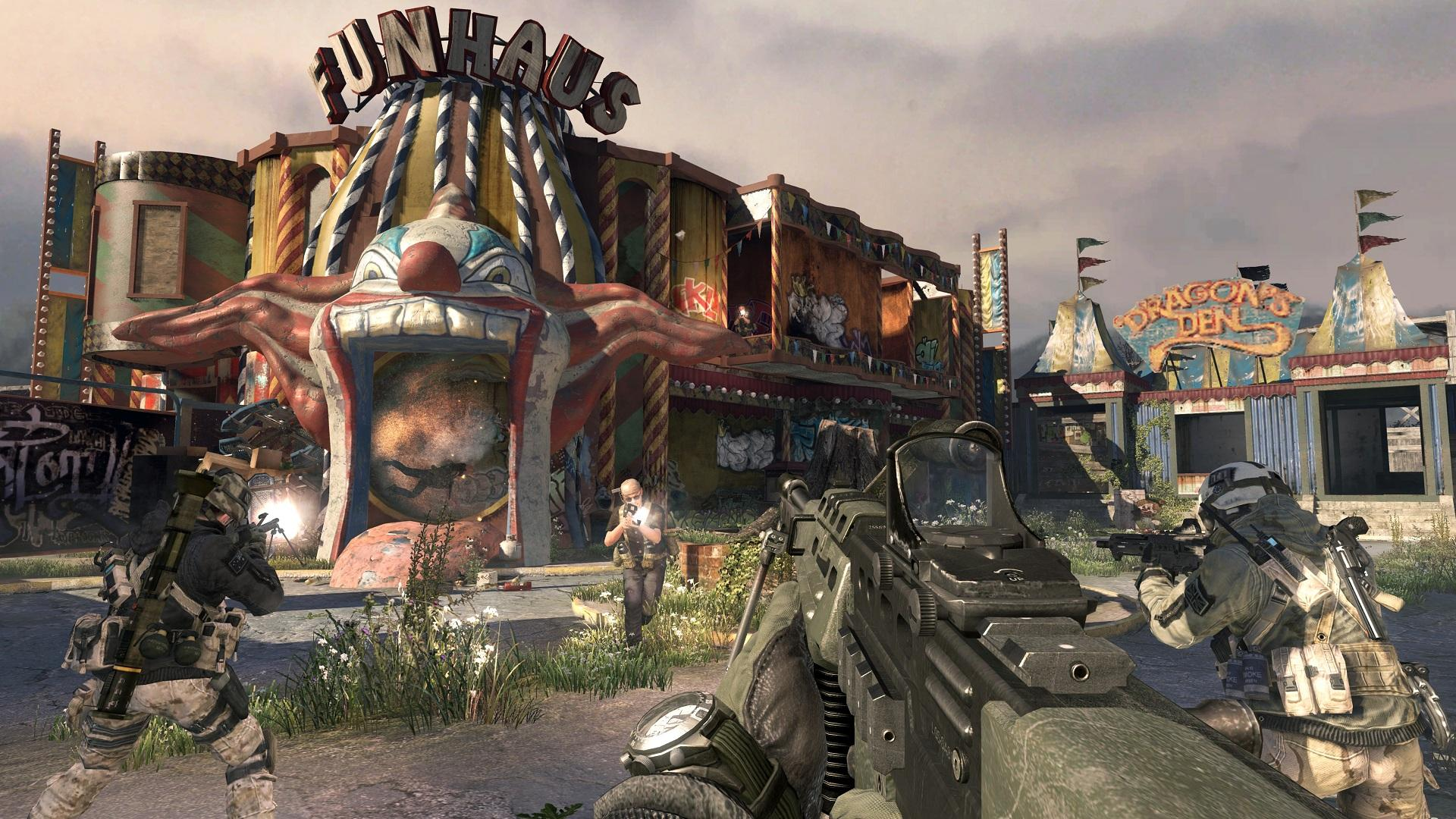 10 Best Call Of Duty Multiplayer Maps Of All Time Den Of Geek