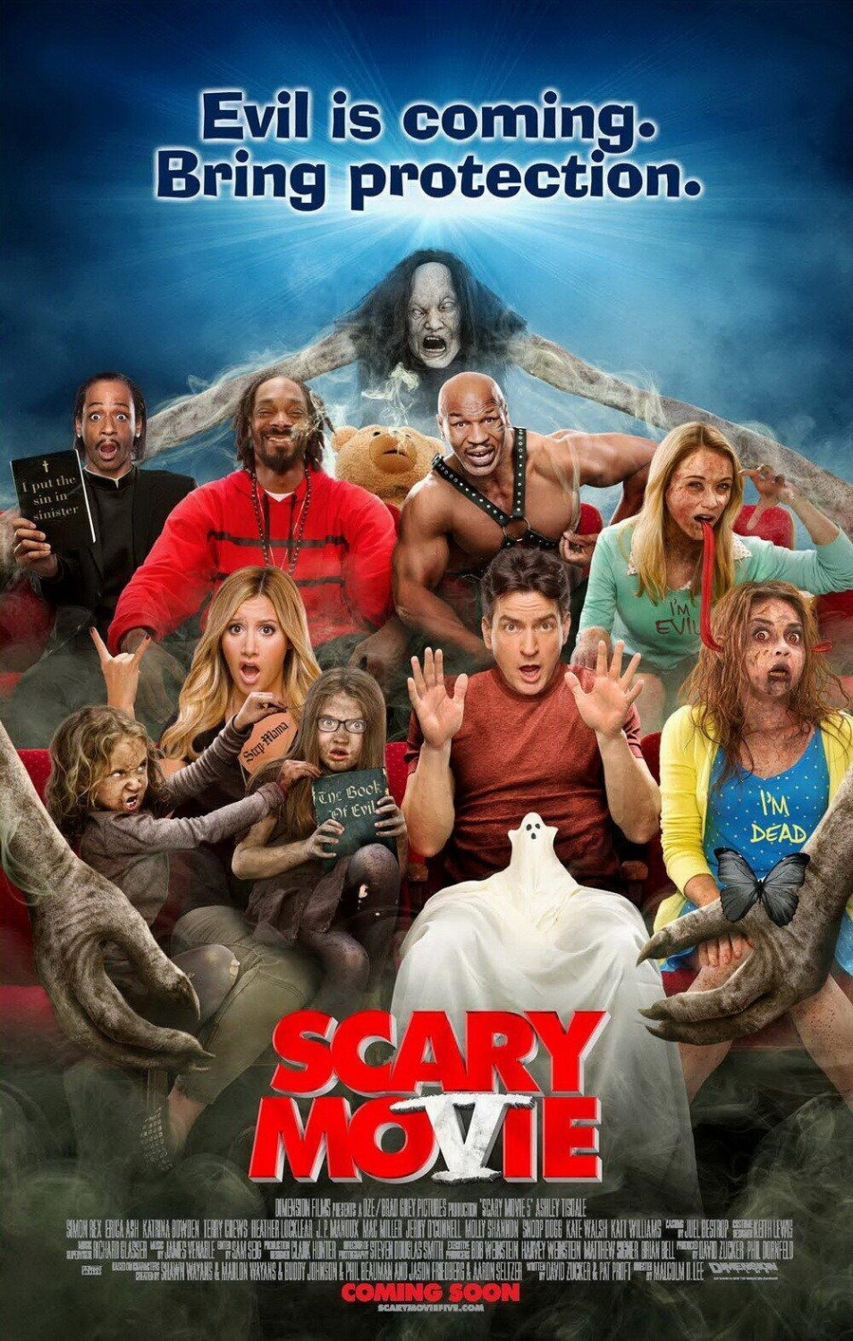 Scary Movie V Review Den Of Geek