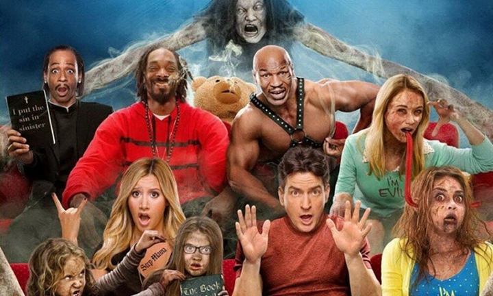 Scary Movie 5 Review Den Of Geek