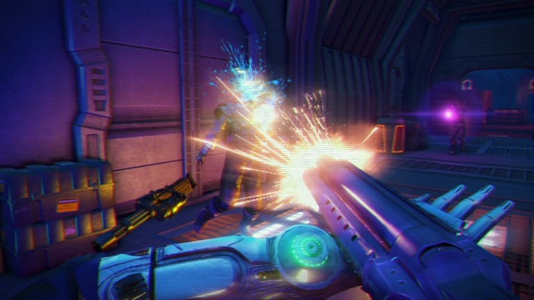 Far Cry 3 Blood Dragon Review Den Of Geek