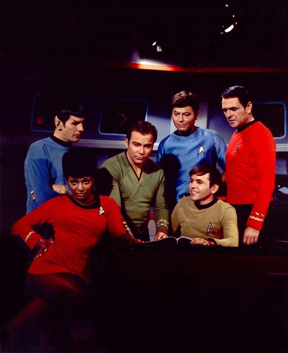 Star Trek, the original series, a retrospective   Den of Geek