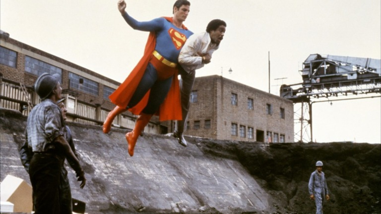 Superman III: It's Not A Bird, A Plane or Even a Real Superman Movie, It's a Richard Pryor Comedy