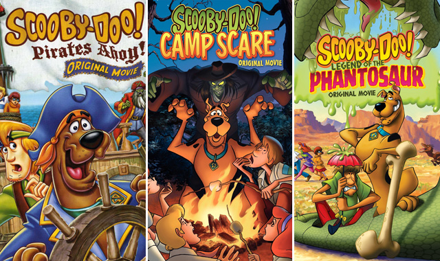 The Top 10 Far Out Scooby Doo Animated Movies Den Of Geek