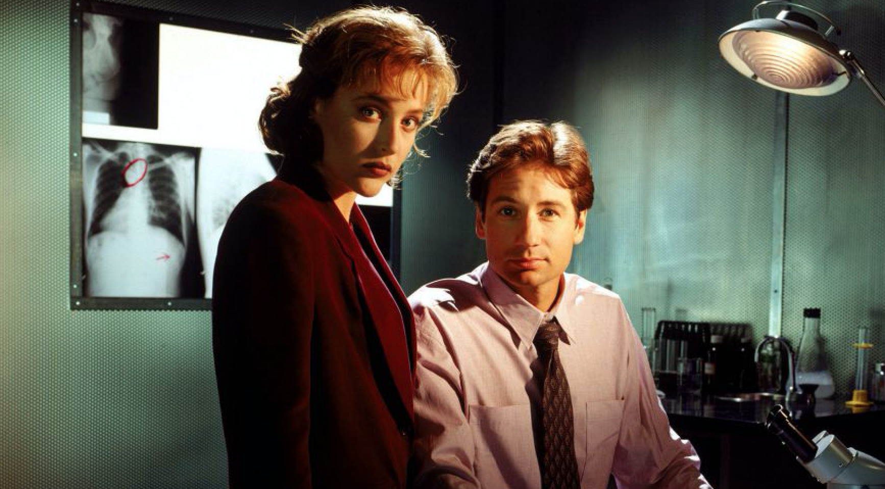 The X-Files Animated Spin-Off Coming to Fox