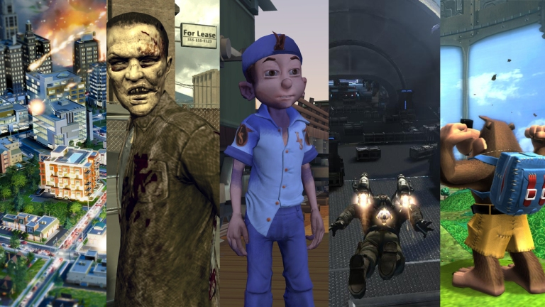 Worst xbox 360/ps3 games