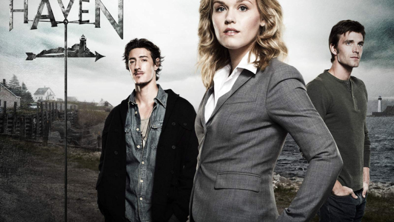 Haven official wallpaper from SyFy