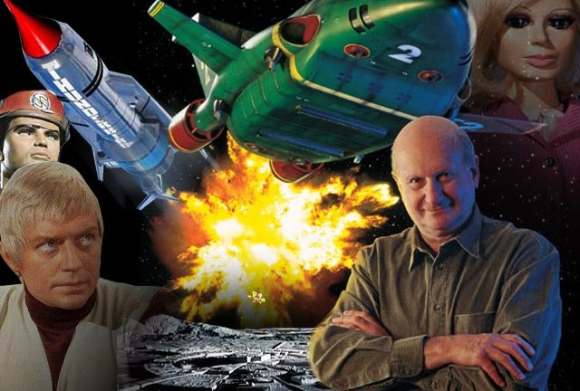 Gerry Anderson - the man who brought high-budget, high-quality sci-fi to British screens