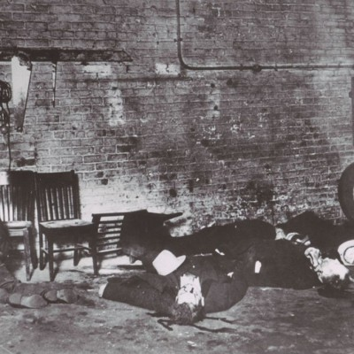 The Real St. Valentine's Day Massacre