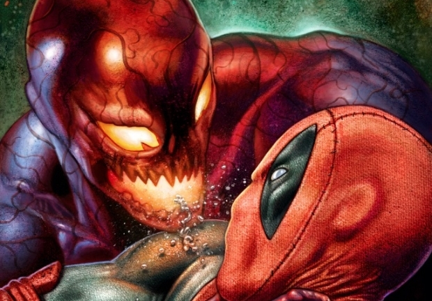 The Tale of the Tape: Deadpool vs. Carnage