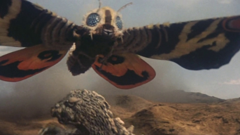 Godzilla Monsters - Mothra