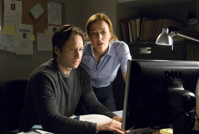 The X Files: He Wants to Believe