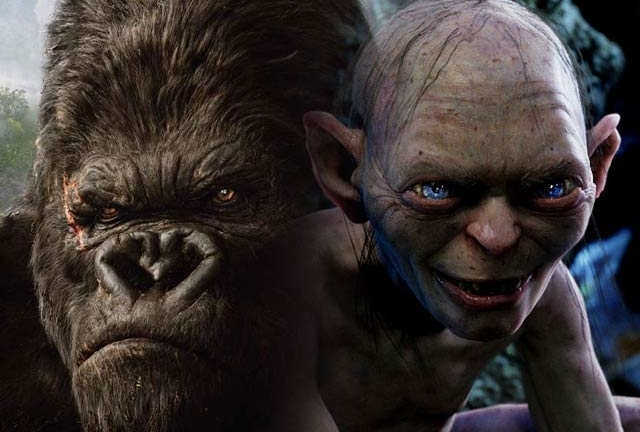 The many guises of Andy Serkis!