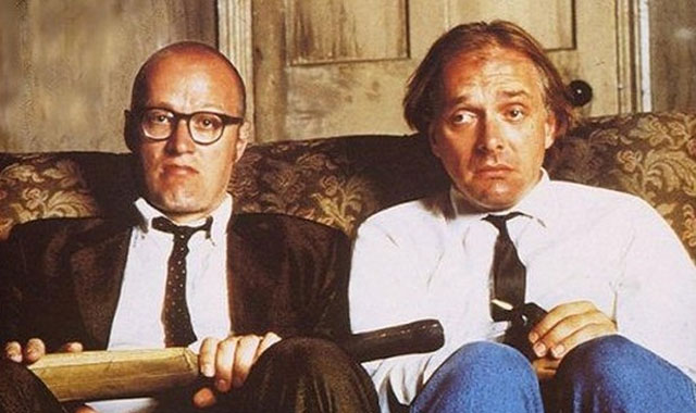 In praise of Rik Mayall and Ade Edmondson's Bottom | Den of Geek