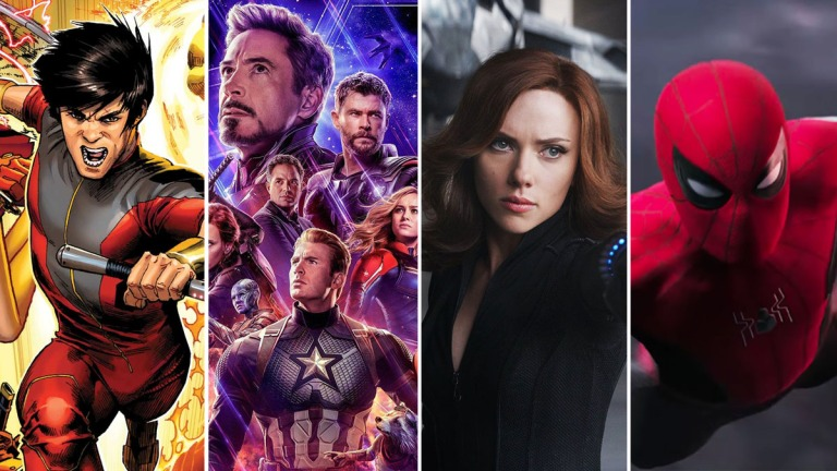 Marvel Movies Release Schedule: Complete MCU Phase 4 Timeline