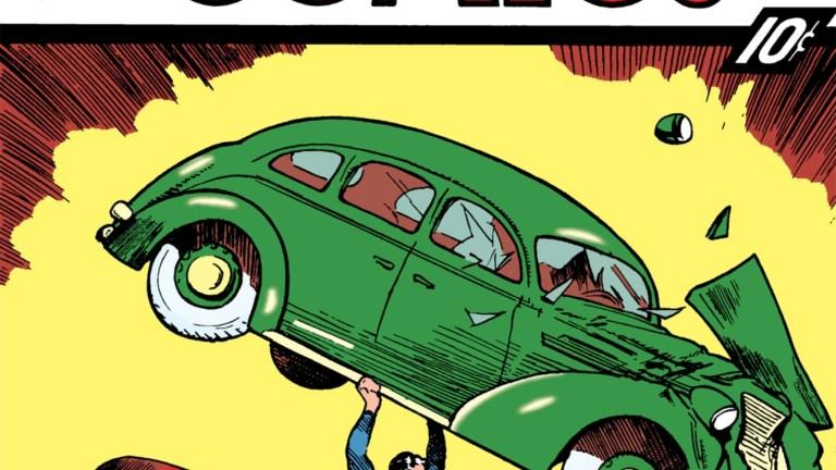 Action Comics - Superman