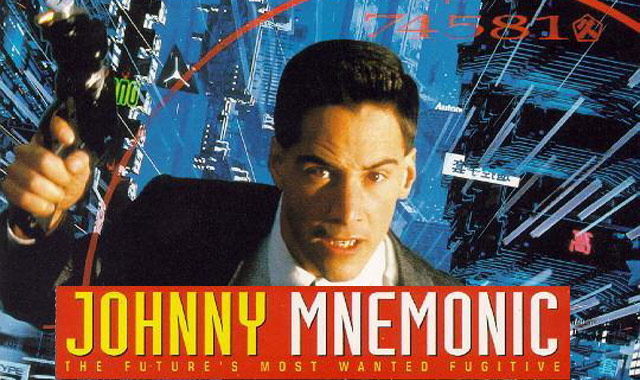 Looking back at Johnny Mnemonic | Den of Geek