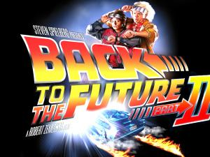 Giving Back to the Future Part II Its Due