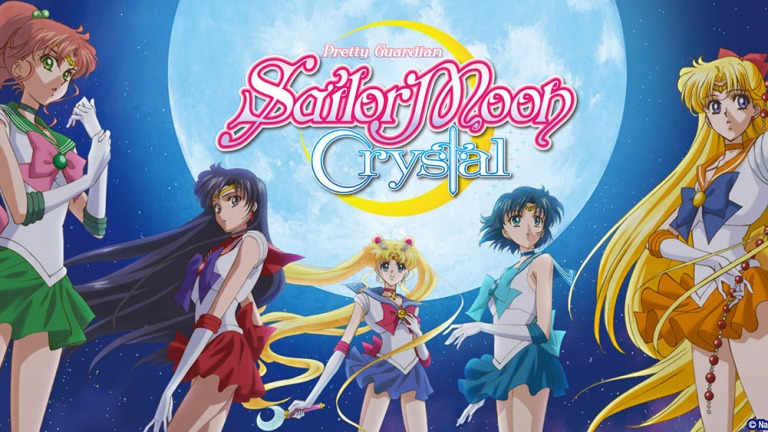 Sailor Moon Crystal Trailer