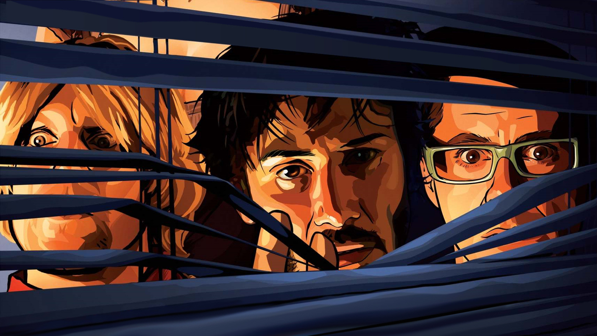 Looking back at Richard Linklater's A Scanner Darkly | Den of Geek