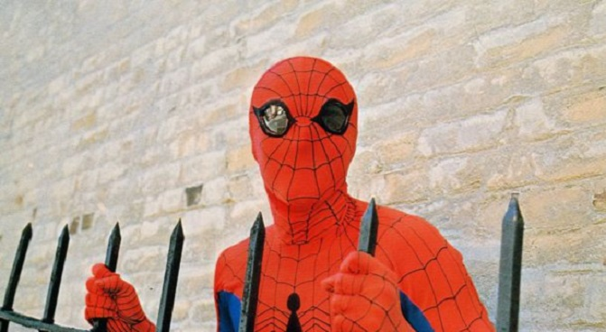 The Amazing Spider-Man 1977 TV Series