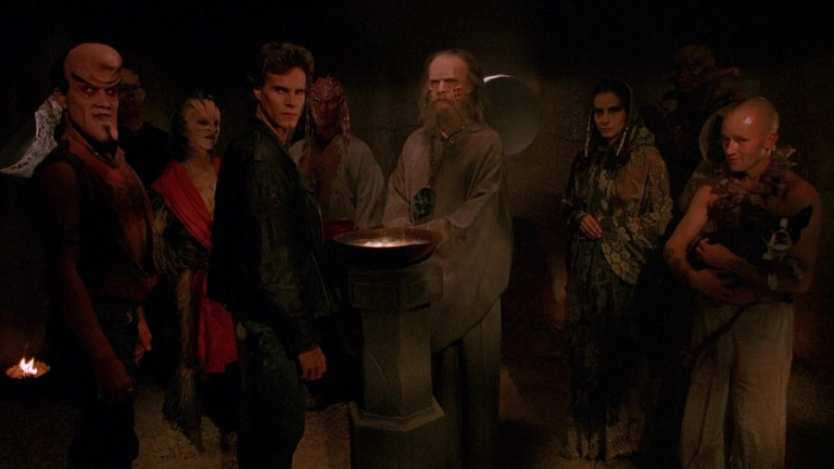 Nightbreed Movie Cast