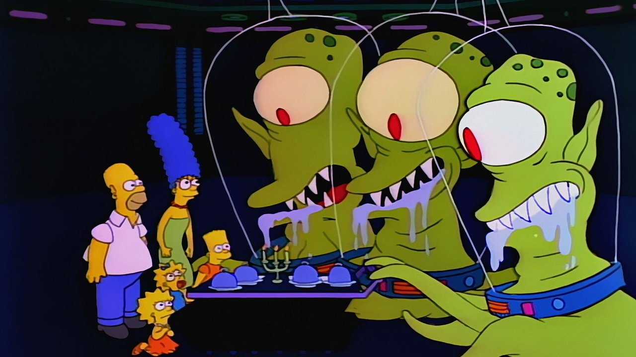 13 Great Simpsons Treehouse Of Horror Halloween Stories Den Of Geek