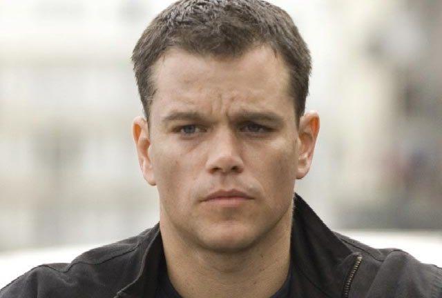 Matt Damon expression No.2: tormented fury
