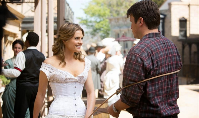 Castle Season 7 Episode 7 Review Once Upon A Time In The West Den Of Geek