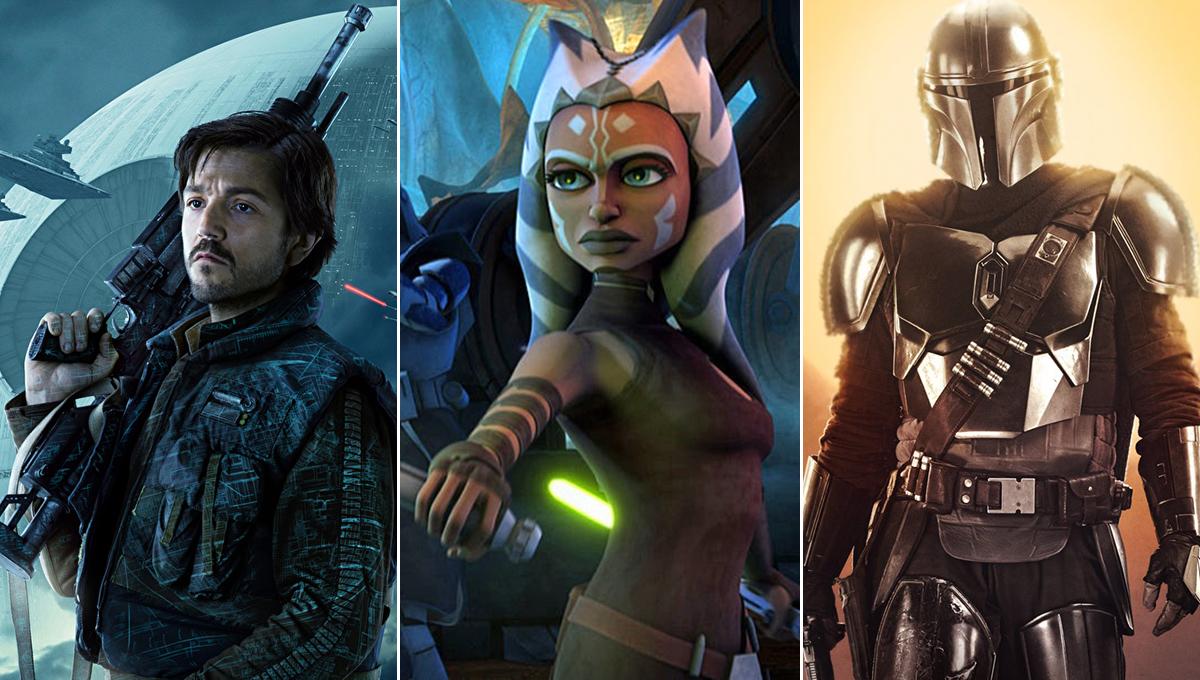 Star Wars Movie And Tv Release Date Calendar Den Of Geek