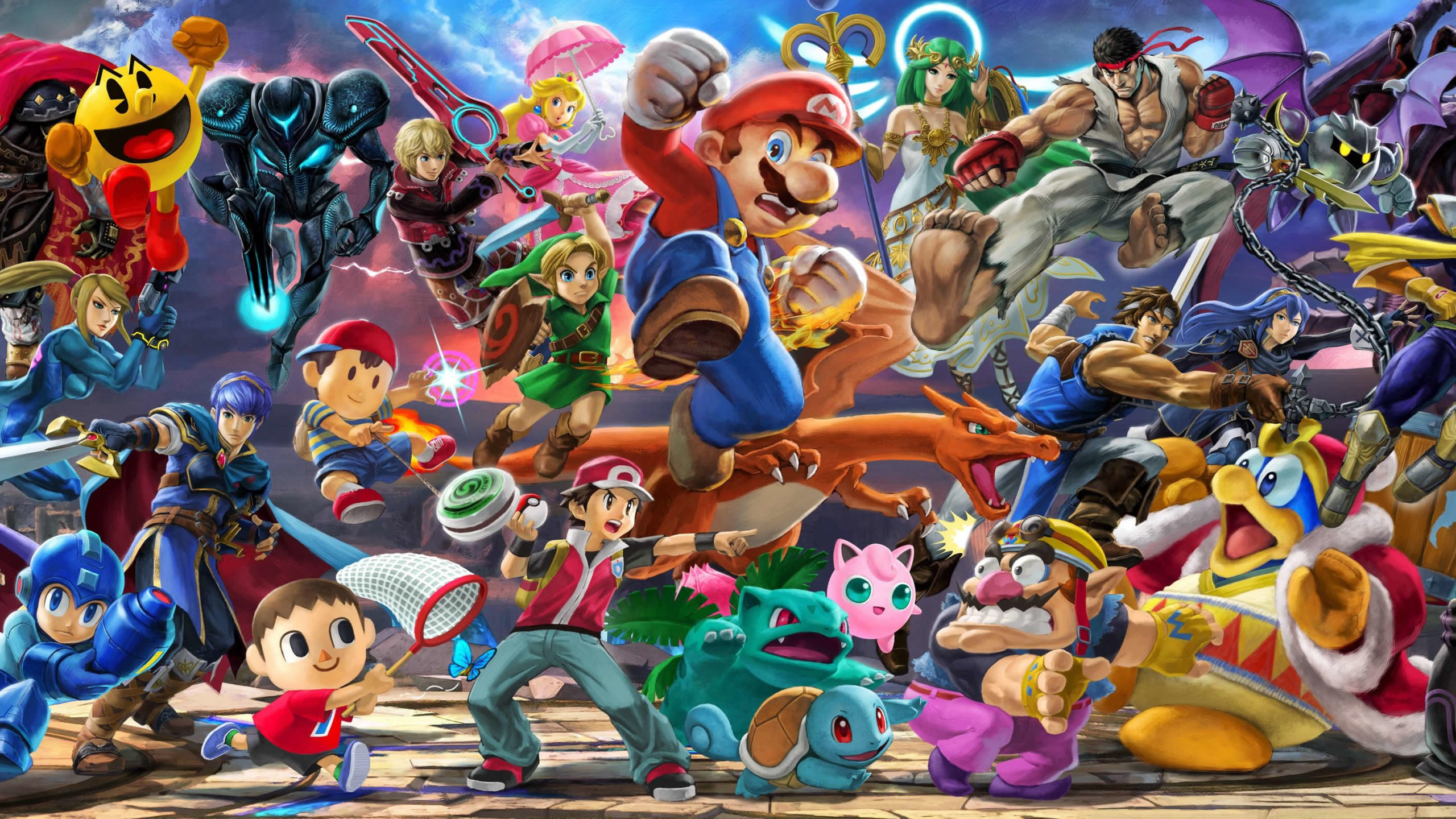 Super Smash Bros The Story Of Nintendo S Premier Fighting