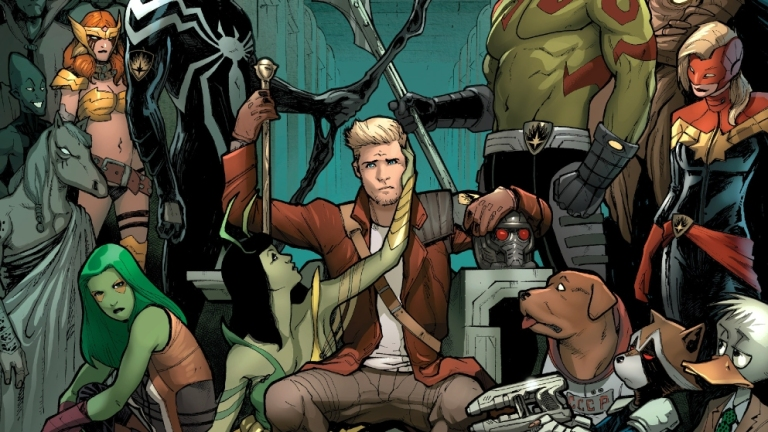 Guardians Of The Galaxy Reading Order Den Of Geek