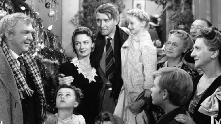 The Odd Places It's A Wonderful Life Has Turned Up | Den of Geek