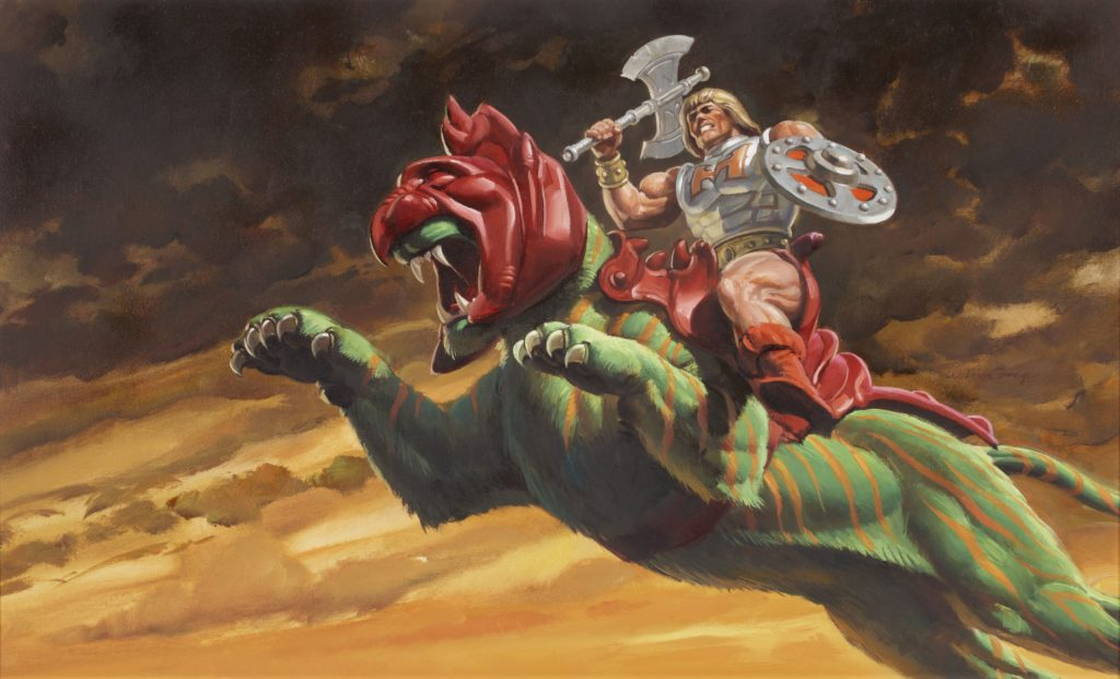 Masters of the Universe Reboot Movie Loses Release Date | Den of Geek
