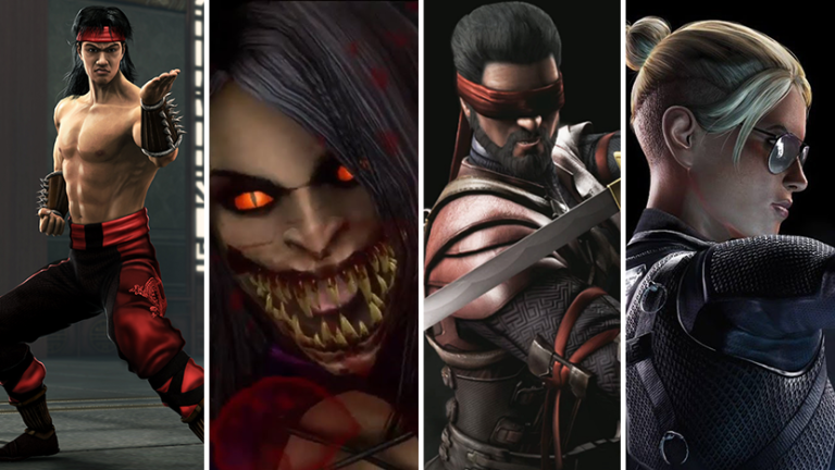 Mortal Kombat Characters Ranked Den Of Geek