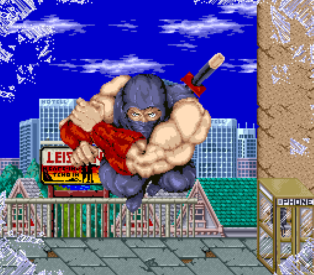 Why Ninja Gaiden S Surreal Arcade Version Is Worth Revisiting