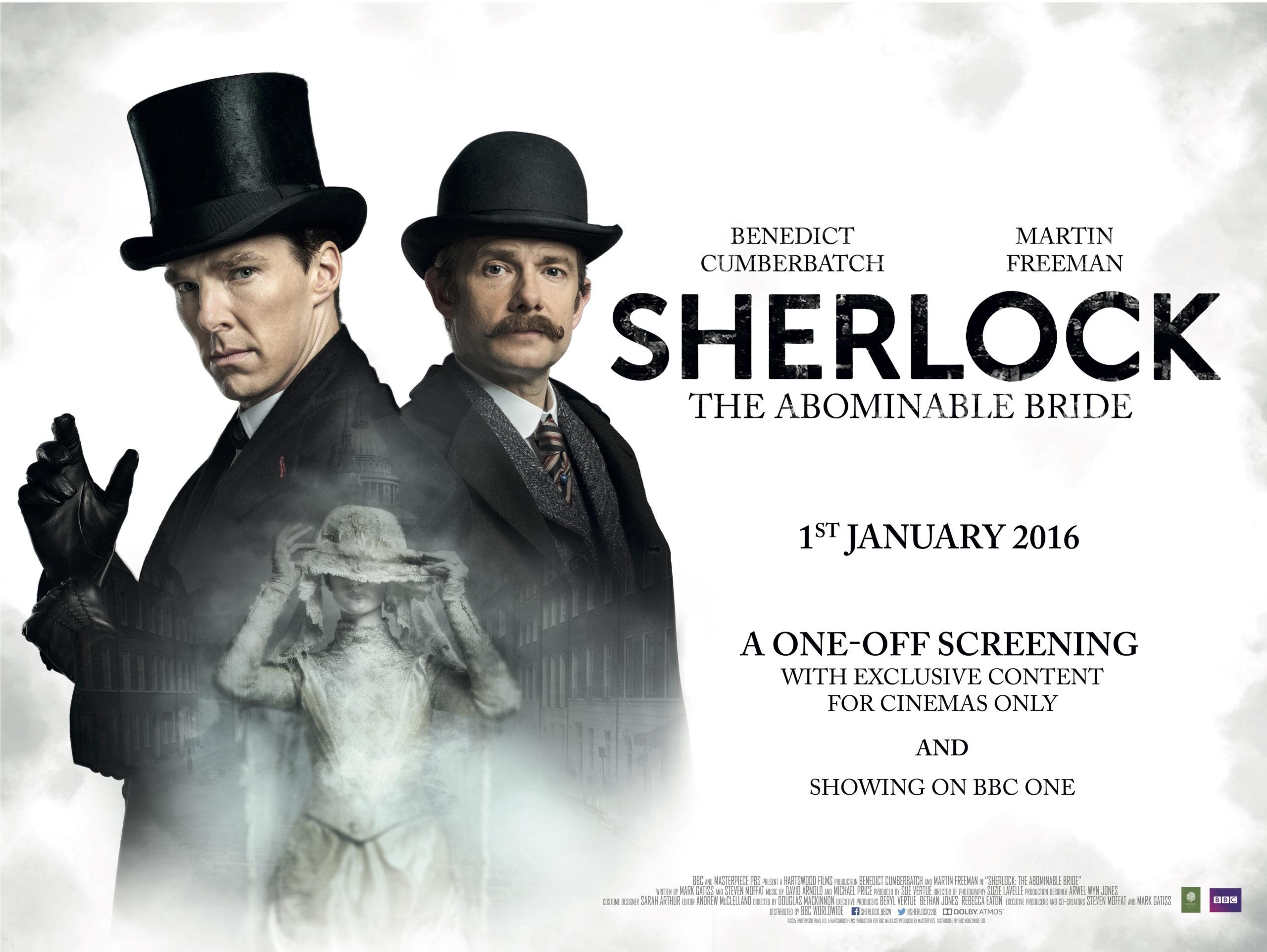 Sherlock The Abominable Bride Trailers Spoilers News Post Mortem Den Of Geek