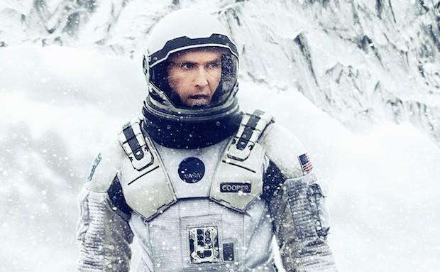 Matthew McConaughey Interstellar